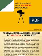 Festival Internacional de Cine de Valencia CINEMA JOVE