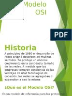 El Modelo OSI Redes