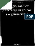 Control de Lectura 3 - Kernberg(Pp.69-89)
