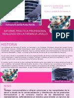 Farmacia El Javillo - Johana Guerra