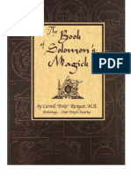 31152336 Poke Runyon Book of Solomons Magick