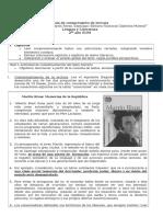 Análisis Martín Rivas