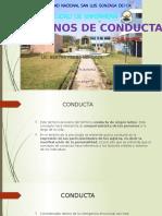 Trast. de Conducta