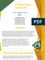 Ciencia Tecnología y Urbanización