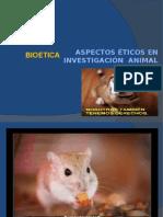 Aspectos Éticos en Investigación Animal
