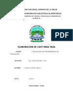 Cafe Para Taza