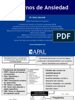 3 - Dr. Enzo Cascardo - Estrategias Psicoterapéuticas Para El Pánico, TAG y Fobia Social