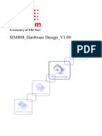SIM808_Hardware+Design_V1.00