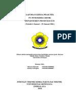 1 KP T. Kimia USI