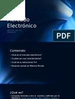 Mercado Electrónico