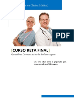 Aula II Curso Reta Final Enfermagem Prof. Rômulo