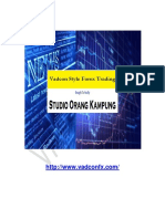 Vadcon Style Forex Trading