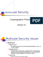 Multicast Security
