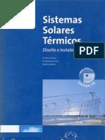 Sistemas solares térmicos. Diseño e instalación