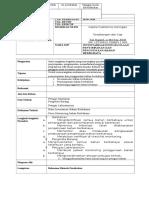 8.5.2.1.Inventarisasi Pengelolaan Penyimpanan Dan Penggunaan Bahan Berbahaya
