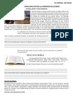 Ficha 3 Reconoce Las Normas Para Facilitar La Compresión de Los Demás