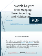 Addr Map Err Reptin Multicasting