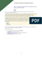 Special Topics in Genetics - Cloning & Stem Cells (1)