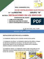 3.3 Proyectos de Instalaciones Electricas