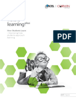 visible learning flyer