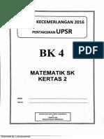 Bk4-Ganu Math Kertas 2