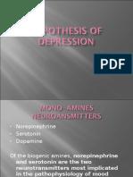 Depression Hypothesis - ACN