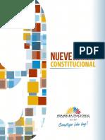 Nueve Años de Desarrollo Constitucional 2008 2016 Ecuador