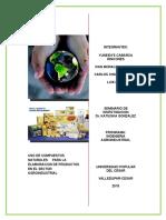 El Uso de Compuestos Naturales Para La Elaboracion de Productos en El Sector Agroindustrial (1)
