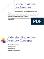 Basic to Actve directory