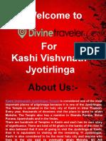 Kashi Vishvanath Jyotirlinga Temple
