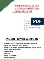 Indian Power Scenario-r21