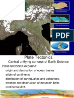 Lecture 2A - Plate Tectonics 1