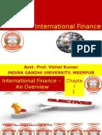 International Finance - An Overview 1.pptx