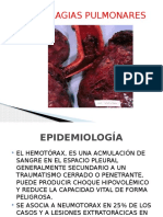 Hemorragias Pulmonares Clase Dr Rac3bal