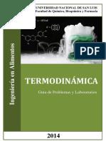 Guia Termodinamica 2014