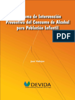 Programa de Intervencion Alcohol