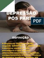 DEPRESSÃO pos parto