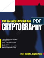 RSA Security Official Guide to Cryptography
