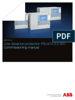 1MRK506340-UEN B en Commissioning Manual Line Distance Protection REL670 2.0 IEC