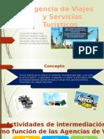 Agencias de Viaje (Comp)