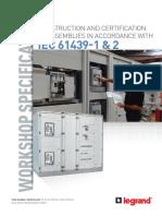 EXB15004 - IEC61439 - June 2015