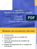 Modelos de Simulacion Discreta