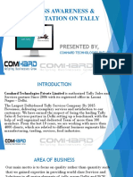 Comhard Technologies Pvt Ltd (Company Profile)