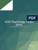 UCSC Psychology 1