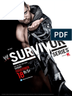 2012 Survivor Series PosterDL