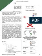 Virreinato Del Perú - Wikipedia, La Enciclopedia Libre