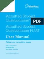 BEST - School Questionnaire Survey