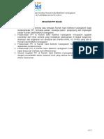 3. Lampiran Sk Pelaksanaan Pencegahan Dan Pengendalian Infeksi (Ppi) Di Rs Baliméd Karangasem Fiks - Copy