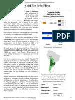 Provincias Unidas Del Río de La Plata - Wikipedia, La Enciclopedia Libre