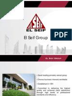 El Seif Profile